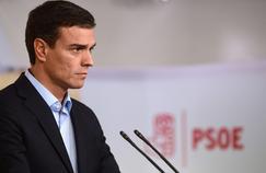 Pedro Sanchez, 44 ans, a démissionné alors que l'Espagne est dans une situation de blocage politique.