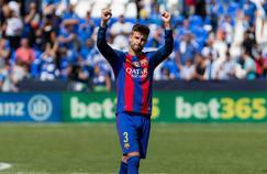 Gérard Piqué estime qu'il serait un bon président pour le FC Barcelone après sa carrière de joueur.