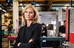 Karine Charbonnier, 48 ans, dirige Beck Industries, à Armentières (Nord), avec son mari. Elle est aussi vice-présidente de la Région Hauts-de-France.