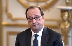François Hollande, le 14 octobre 2016.
