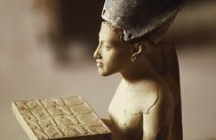 De la tombe de Toutankhamon (ici, le pharaon représenté dans sa jeunesse) au premier pas sur la Lune, la soixantaine de chroniques proposée par Michel De Jaeghere explore des aspects et périodes de l'histoire très différentes.