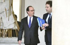 François Hollande et Matthias Fekl
