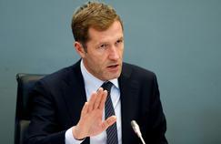 Paul Magnette, 45 ans, ministre-président de la Wallonie.