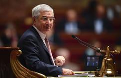 Claude Bartolone, à l'Assemblée, le 19 octobre.
