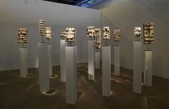 L'installation Réfléchir la mémoire, de Kader Attia, au Centre Pompidou qui lui a valu le Prix Marcel-Duchamp 2016. L'artiste français de Berlin propose une installation mêlant sculptures, objets et film, «pensée comme un espace d'analyse, un parcours rémanent où se perdre et revenir». Le film, «pivot narratif et physique de l'oeuvre», consiste en «un essai poétique constitué d'interviews de chirurgiens, de neurologues, de psychanalystes autour du phénomène du membre fantôme consécutif à des amputations». L'oeuvre, voulue hybride par l'artiste et défendue par son commissaire Alicia Knock, prend «la forme de la traversée d'un labyrinthe miroir». Sont convoqués «les fantômes de l'histoire moderne et contemporaine (esclavage, colonisation, communisme, génocide)» et «la question de leur réparation».