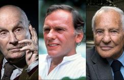 De Michel Bouquet à Jean d'Ormesson, en passant par Jean-Louis Trintignant, ils ont campé François Mitterrand en essayant de retrouver les forces de son esprit.