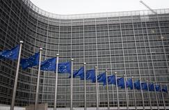 Le siège de la Commission européenne.