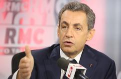 L'ancien président de la République et actuel candidat à la primaire de la droite, Nicolas Sarkozy