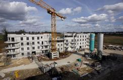 L'accélération a été particulièrement nette au troisième trimestre dans le secteur de la construction.