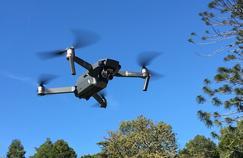 Dji contre GoPro, duel de de drones