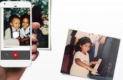 Google a une solution pour sauver les vieilles photos
