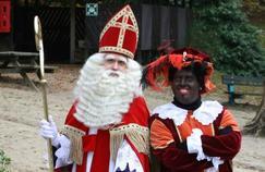 Crédits Photo: Saint-Nicolas et le père Fouettard, dit Pierre le noir aux Pays-Bas.