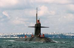 En France, les quatre sous-marins nucléaires lanceurs d'engins assurent la composante navale de la dissuasion nucléaire. Crédits Photo: Wikipédia.