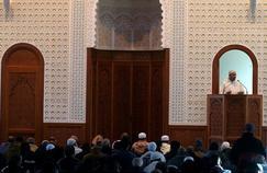 A la mosquée de Reims le 27 novembre 2015. Crédits Photo: FRANCOIS NASCIMBENI / AFP