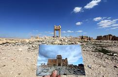 Palmyre, le 31 mars 2016