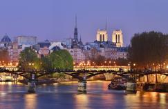 Paris, ville lumière!