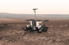 En 2020, le deuxième volet de la mission ExoMars de l'ESA doit emporter le premier rover européen à la surface de la planète rouge.