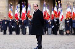 François Hollande ne se représentera pas pour un second quinquennat.