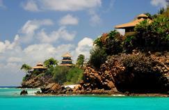 Les Îles Vierges britanniques sont plus connues pour leur taux d'imposition à 0% que pour ses plages idylliques.