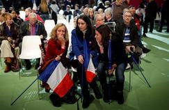 Samedi lors de la Grande convention nationale de La belle alliance populaire.