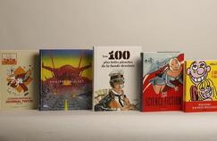 Polar, monographie, intégrales...Une sélection BD éclectique de la rédaction pour Noël.