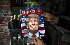 Le magazine chinois Global People faisait sa une le 14 novembre sur Donald Trump, tout juste élu président des États-Unis.