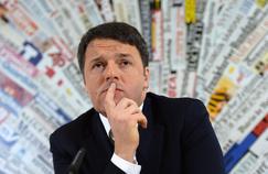 Matteo Renzi a toujours revendiqué le fait de n'avoir pas lu Gramsci, figure mythique du communisme italien dont le portrait orne toujours les permanences du Parti démocrate.