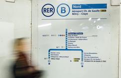 Le RER B ne fonctionne pas ce mardi