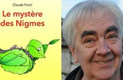 L'auteur et illustrateur Claude Ponti s'est confié au Figaro sur son dernierl album.