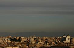 Rome est une des villes européenne les plus polluées.
