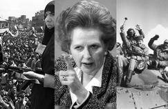 1979: révolution iranienne ; élection de Margaret Thatcher ; début de l'invasion soviétique de l'Afghanistan.
