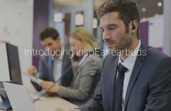 Avec Inspear, le bouchon d'oreille devient intelligent