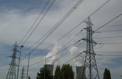 La centrale nucléaire de Tricastin.