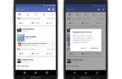 Un message d'alerte apparaîtra dès qu'un utilisateur de Facebook voudra partager une information mensongère.