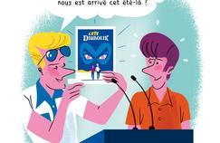 <i>L'Été Diabolik</i>, un prix BD Fnac psychédélique