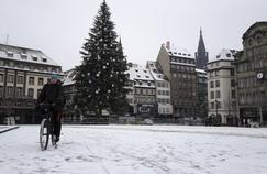 Strasbourg est la ville où fut implanté le premier réseau dédié au vélo en France.