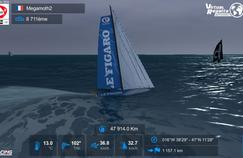 Plus de 450.000 concurrents se sont inscrits sur la course en ligne Virtual Regatta.
