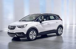 Pour investir la catégorie en vogue des crossovers urbains, Opel a grimé un petit monospace en SUV.