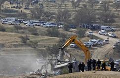 Le village, situé à une dizaine de kilomètres de Beer Sheva, était toujours bouclé par les forces de l'ordre en milieu de matinée.