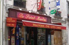 La France compte de moins en moins de cafés