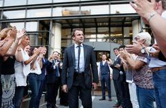 Le 31août dernier, après avoir démissionné de Bercy et lancé son mouvement En Marche, Emmanuel Macron quitte le ministère des Finances qui lui a servi de tremplin.