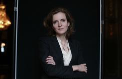 L'ancienne ministre, Nathalie Kosciusko-Morizet