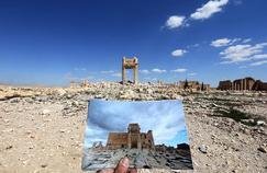 De nouveaux trésors d'archéologie ont été détruits à Palmyre, dans le désert syrien, par Daech.