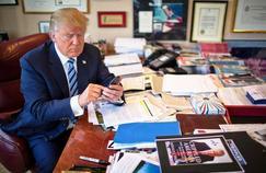 Hommes et femmes politiques, célébrités ou simples citoyens: Donald Trump ne manque pas d'invectiver ses adversaires via son compte Twitter.