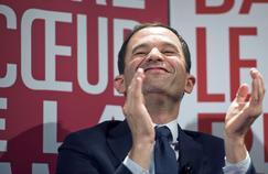 Benoît Hamon est arrivé en tête des primaires de gauche dimanche 22 janvier avec plus de 35% des voix.