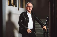 Fabrice Luchini, dans les locaux du Figaro.