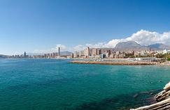 Benidorm en Espagne. Crédits Photo: Pixabay