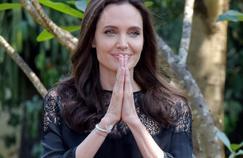 Angelina Jolie choisit le Cambodge pour dévoiler son film sur les khmers rouges