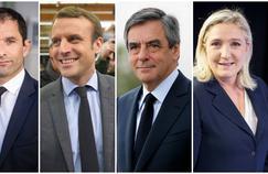 Benoît Hamon, Emmanuel Macron, Jean-Luc Mélenchon et Marine Le Pen affronteront François Fillon, critiqué il y a quelques mois sur son programme de santé.