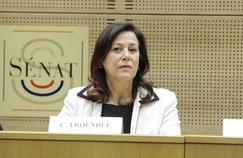 Catherine Troendlé, sénatrice LR du Haut-Rhin.